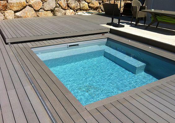 kolam renang rooftop sederhana